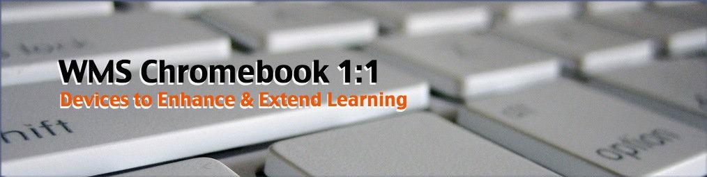 WMS Chromebook 1-2-1
