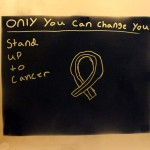 Stand Up to Cancer Team, gr 7
