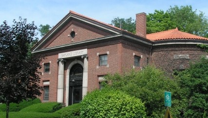 Wayland Library